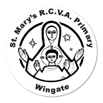 St. Joseph's RCVA Primary logo