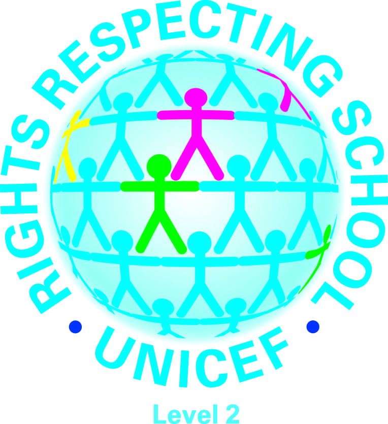 Unicef Rights Respecting School Level 2